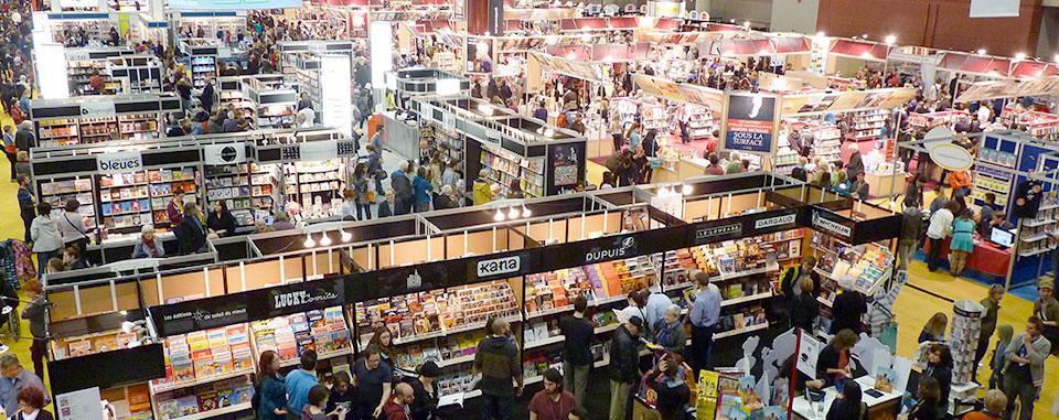 Lbdd au salon du livre de qu bec 2015 la bo te de diffusion - Salon du livre gaillac ...